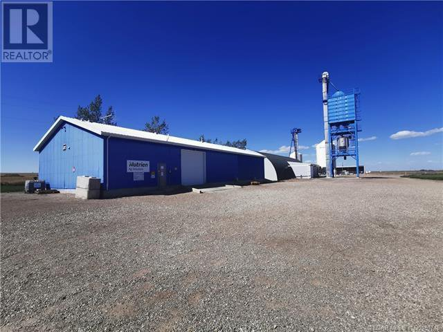 Main Photo: On Hwy 5 Highway in Magrath: Agriculture for sale : MLS®# A1034195