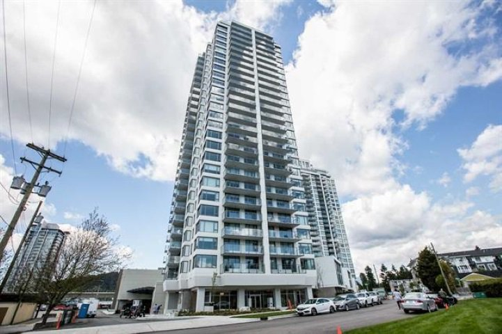 """Main Photo: 801 570 EMERSON Street in Coquitlam: Coquitlam West Condo for sale in """"UPTOWN 2"""" : MLS®# R2527568"""