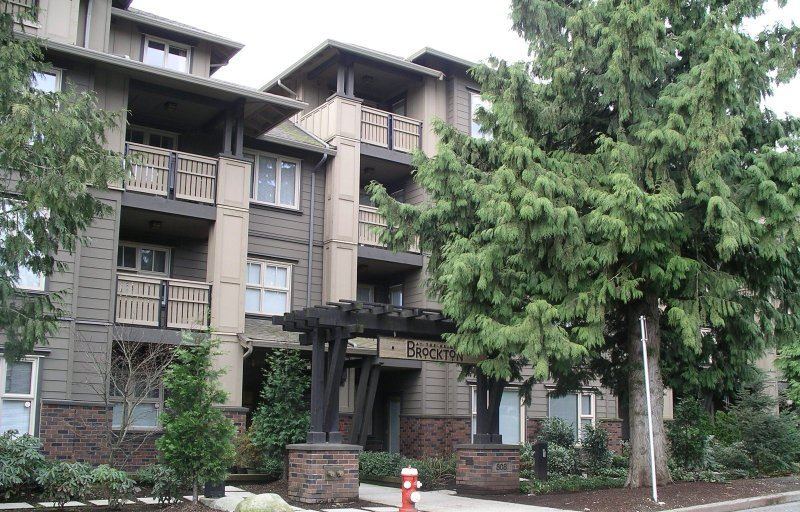 "Main Photo: 808 SANGSTER Place in New Westminster: The Heights NW Condo for sale in ""THE BROCKTON"" : MLS®# V636718"