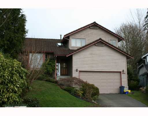 Main Photo: 2563 PEREGRINE Place in Coquitlam: Upper Eagle Ridge House for sale : MLS®# V695504