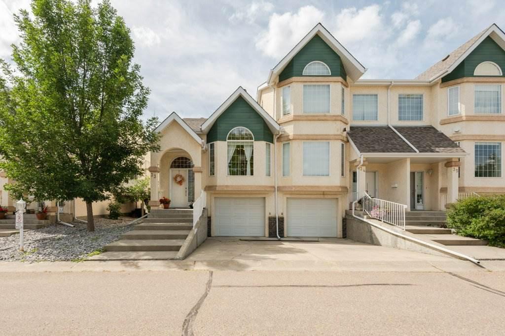 Main Photo: 33 11717 9B Avenue in Edmonton: Zone 16 Townhouse for sale : MLS®# E4168947