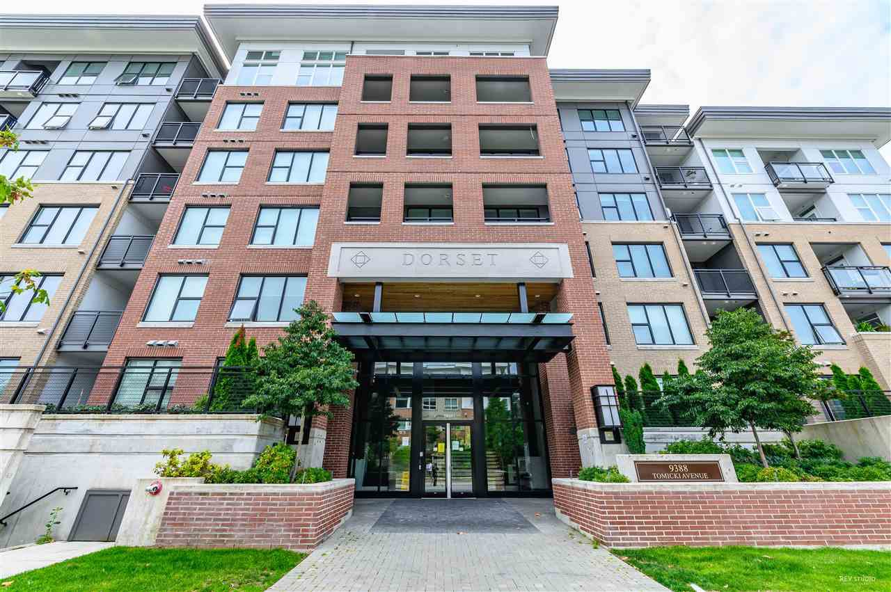 Main Photo: 102 9388 TOMICKI AVENUE in Richmond: West Cambie Condo for sale : MLS®# R2394655