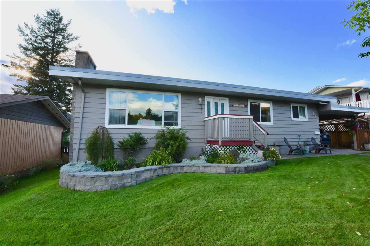Main Photo: 355 DODWELL Street in Williams Lake: Williams Lake - City House for sale (Williams Lake (Zone 27))  : MLS®# R2405636