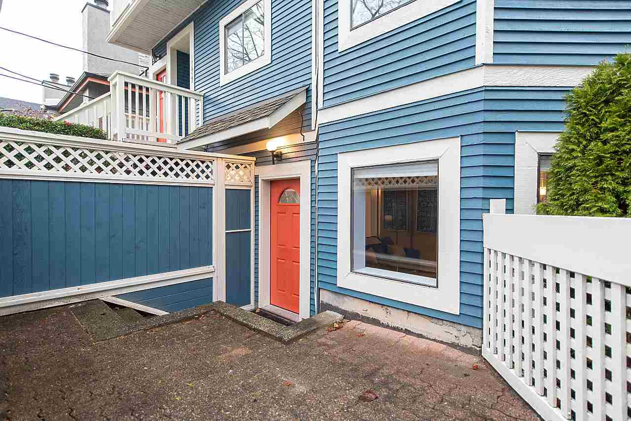 Photo 17: Photos: 2423 W 6TH Avenue in Vancouver: Kitsilano Townhouse for sale (Vancouver West)  : MLS®# R2432040