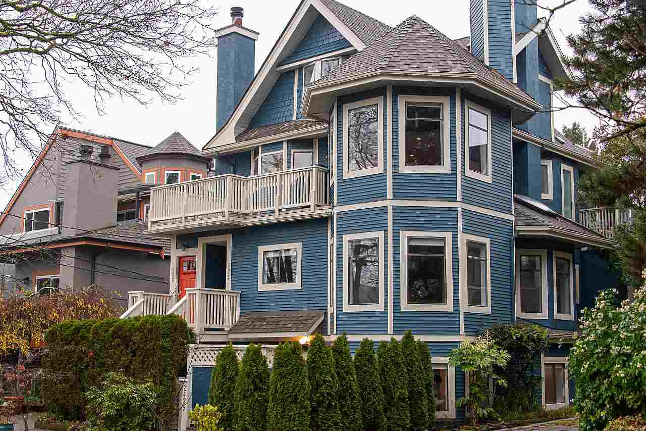 Photo 18: Photos: 2423 W 6TH Avenue in Vancouver: Kitsilano Townhouse for sale (Vancouver West)  : MLS®# R2432040