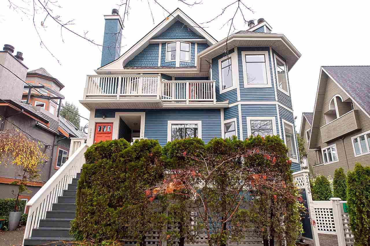 Photo 19: Photos: 2423 W 6TH Avenue in Vancouver: Kitsilano Townhouse for sale (Vancouver West)  : MLS®# R2432040