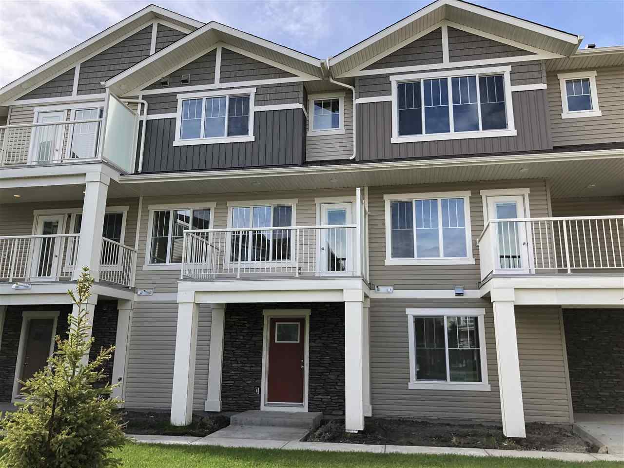 Main Photo: 2 17832 78 Street in Edmonton: Zone 28 Townhouse for sale : MLS®# E4204103
