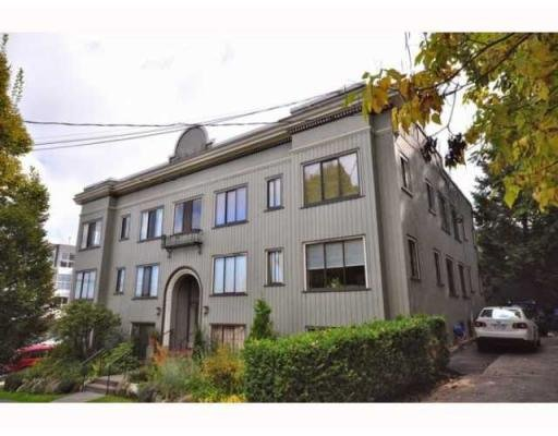 Main Photo: # 202 1004 WOLFE AV in Vancouver: Condo for sale : MLS®# V792630