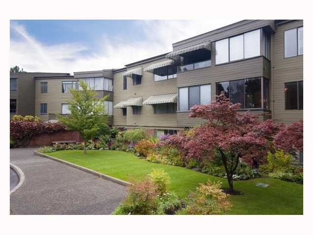 "Main Photo: # 303 2298 MCBAIN AV in Vancouver: Quilchena Condo  in ""ARBUTUS VILLAGE"" (Vancouver West)"
