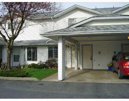 Main Photo: 18 11757 207TH Street in Maple Ridge: Southwest Maple Ridge Townhouse for sale : MLS®# V641228