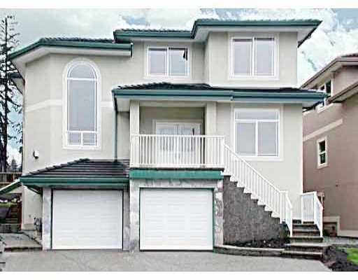 Main Photo: 2010 TURNBERRY LN in Coquitlam: Westwood Plateau House for sale : MLS®# V585350