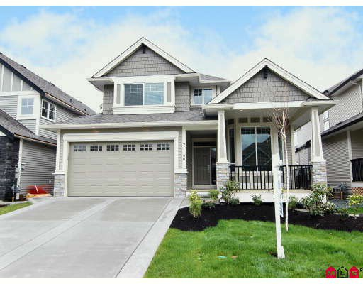 "Main Photo: 21186 83A Avenue in Langley: Willoughby Heights House for sale in ""YORKSON"" : MLS®# F2805996"