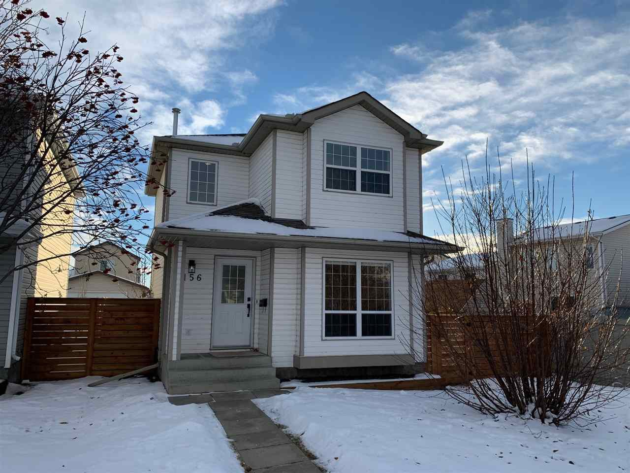 Main Photo: 156 MICHIGAN Key: Devon House for sale : MLS®# E4222665