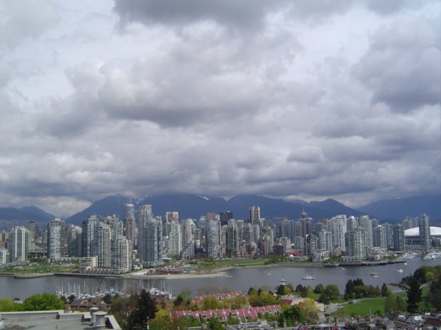 Main Photo: 803 2483 Spruce in Vancouver: Fairview VW Condo for sale (Vancouver West)