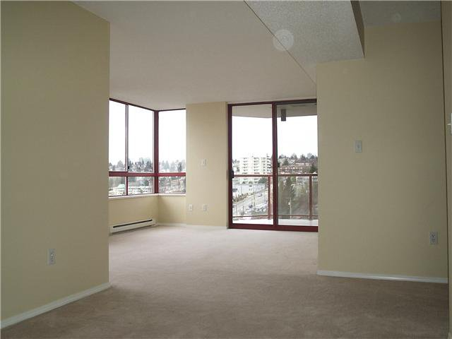 """Photo 4: Photos: # 1206 220 11TH ST in New Westminster: Uptown NW Condo for sale in """"QUEEN'S COVE"""" : MLS®# V871950"""