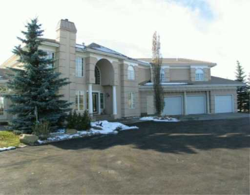 Main Photo:  in CALGARY: Rural Rocky View MD Residential Detached Single Family for sale : MLS®# C3162373