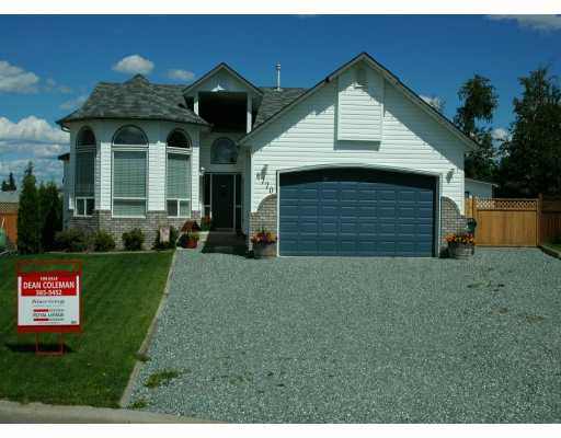 Main Photo: 6770 CATHEDRAL Court in Prince George: Lafreniere House for sale (PG City South (Zone 74))  : MLS®# N165349