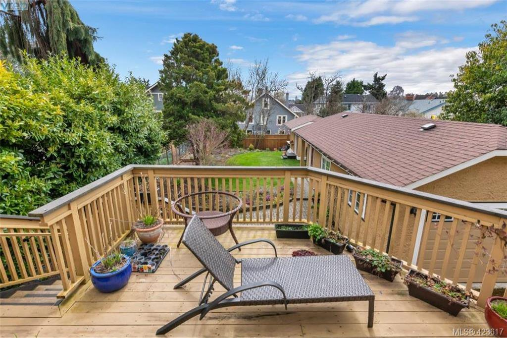 Photo 14: Photos: 1245 Oscar Street in VICTORIA: Vi Fairfield West Single Family Detached for sale (Victoria)  : MLS®# 423617