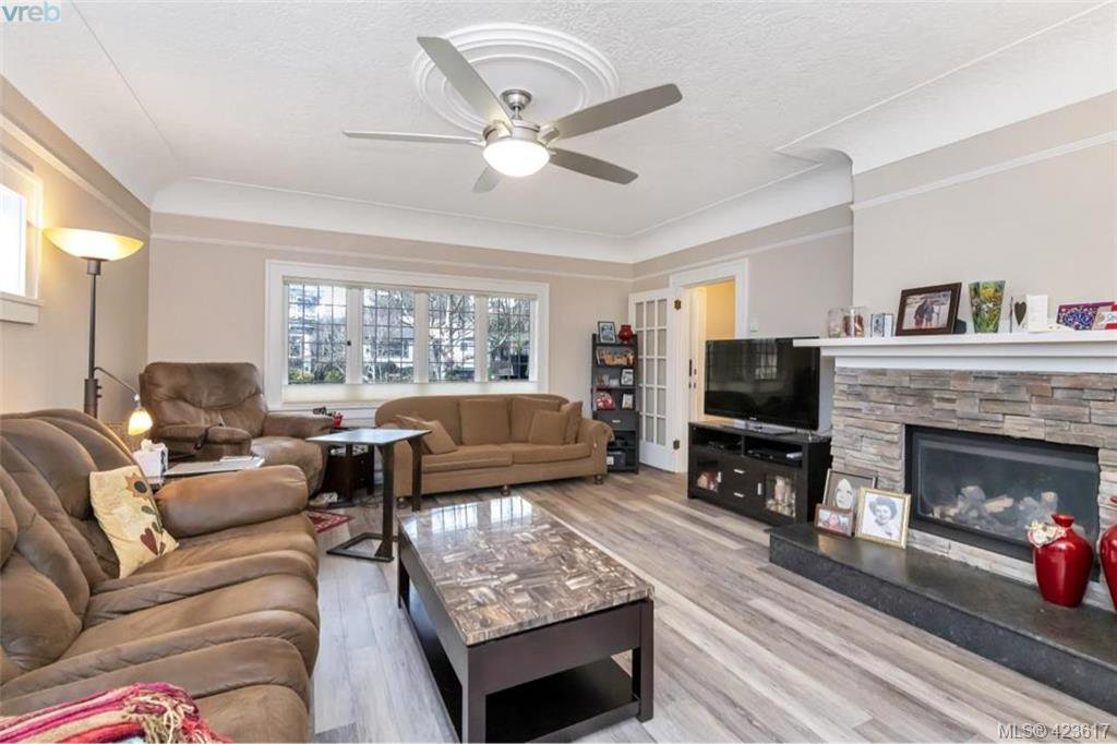 Photo 4: Photos: 1245 Oscar Street in VICTORIA: Vi Fairfield West Single Family Detached for sale (Victoria)  : MLS®# 423617