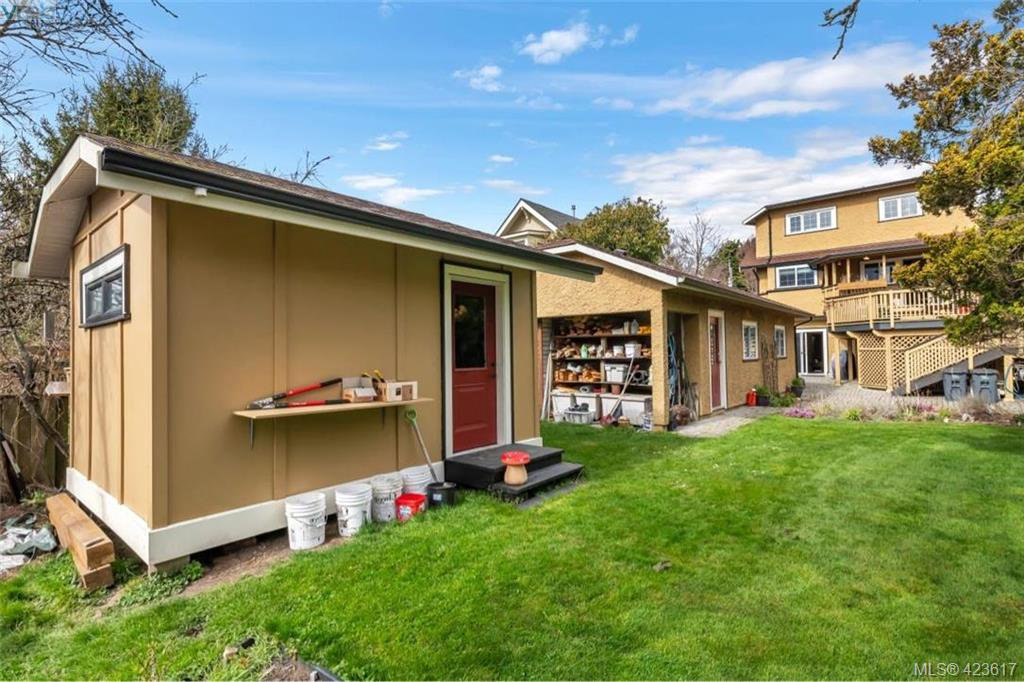 Photo 35: Photos: 1245 Oscar Street in VICTORIA: Vi Fairfield West Single Family Detached for sale (Victoria)  : MLS®# 423617