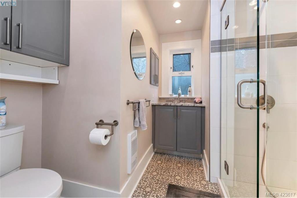 Photo 15: Photos: 1245 Oscar Street in VICTORIA: Vi Fairfield West Single Family Detached for sale (Victoria)  : MLS®# 423617
