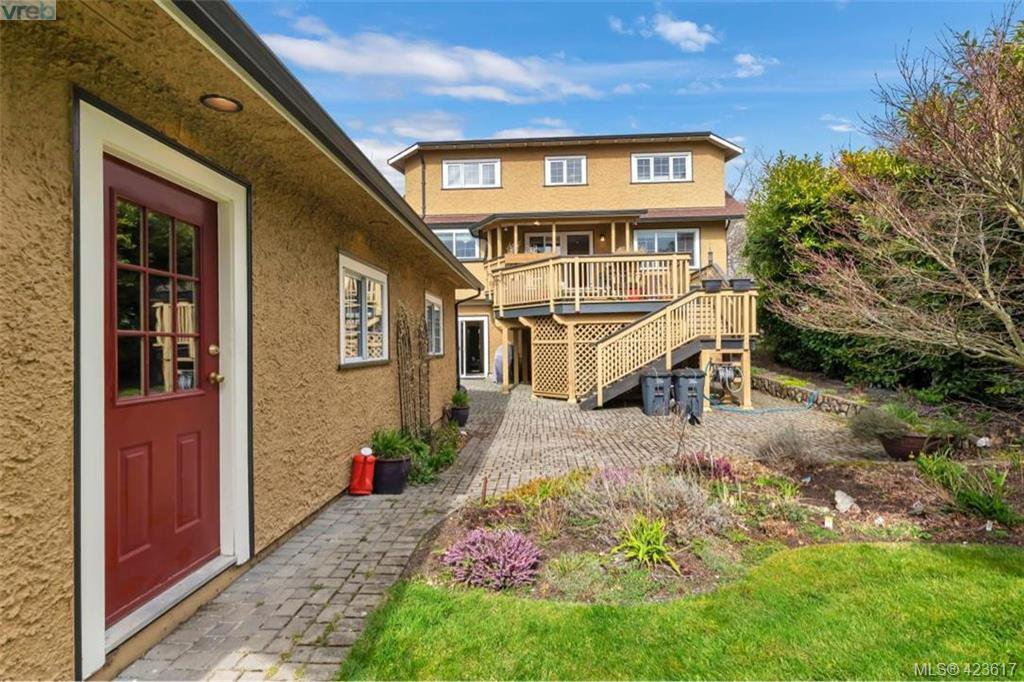 Photo 36: Photos: 1245 Oscar Street in VICTORIA: Vi Fairfield West Single Family Detached for sale (Victoria)  : MLS®# 423617