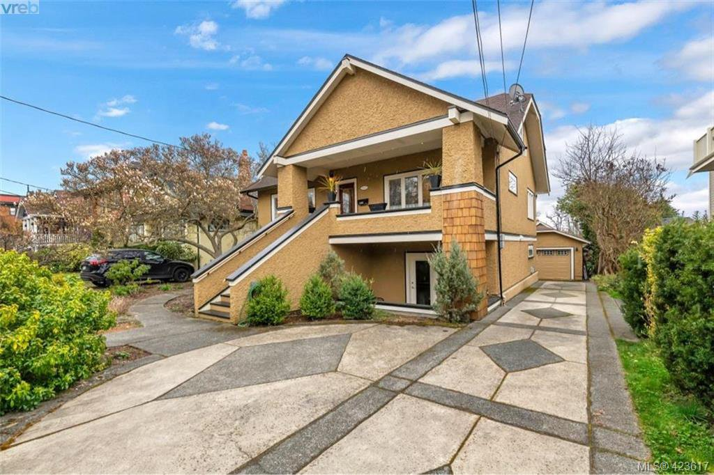 Photo 2: Photos: 1245 Oscar Street in VICTORIA: Vi Fairfield West Single Family Detached for sale (Victoria)  : MLS®# 423617