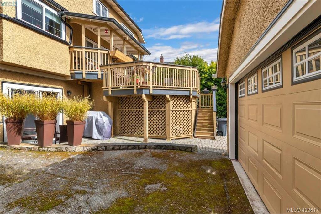 Photo 33: Photos: 1245 Oscar Street in VICTORIA: Vi Fairfield West Single Family Detached for sale (Victoria)  : MLS®# 423617