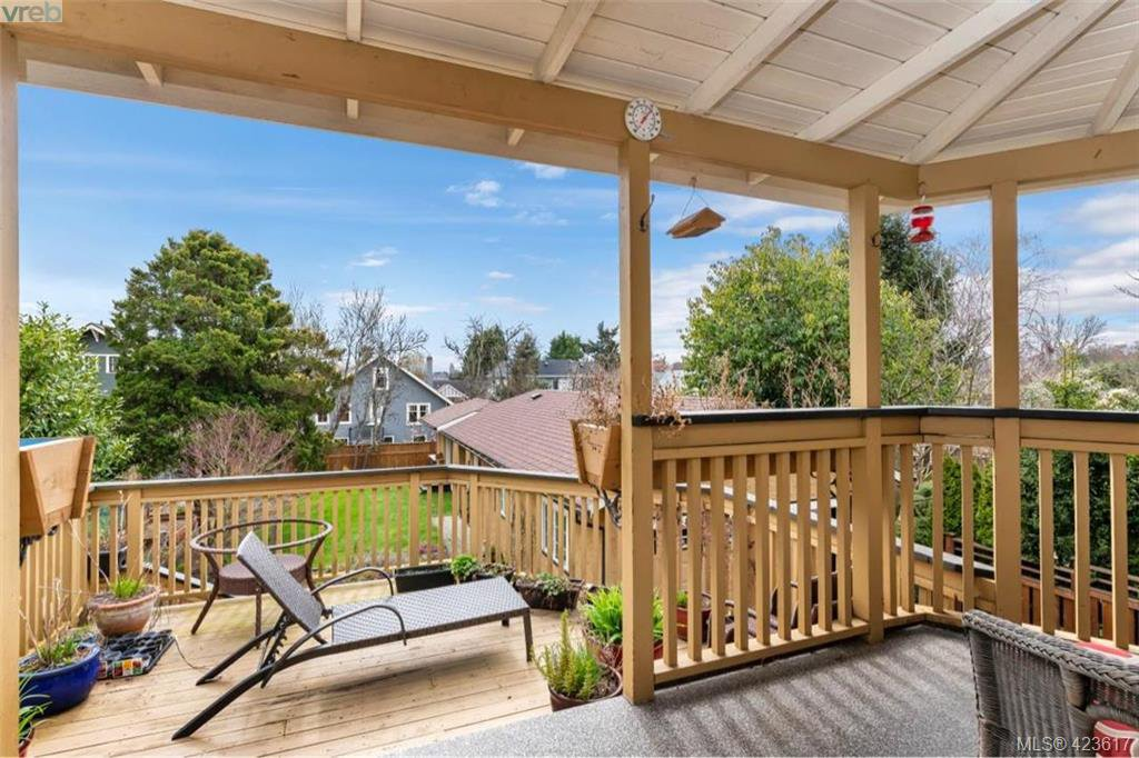 Photo 13: Photos: 1245 Oscar Street in VICTORIA: Vi Fairfield West Single Family Detached for sale (Victoria)  : MLS®# 423617
