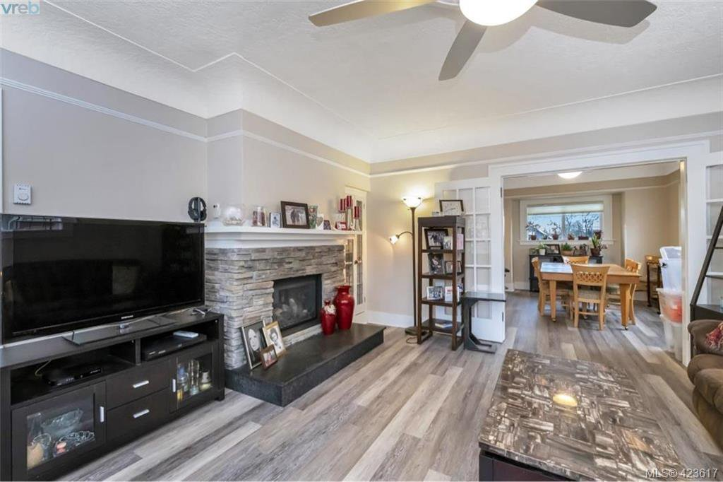 Photo 3: Photos: 1245 Oscar Street in VICTORIA: Vi Fairfield West Single Family Detached for sale (Victoria)  : MLS®# 423617