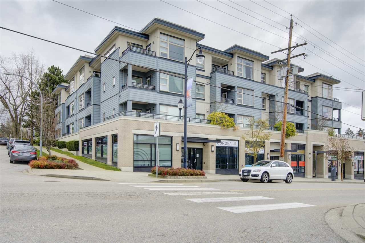 Main Photo: 101 709 TWELFTH STREET in New Westminster: Moody Park Condo for sale : MLS®# R2448309