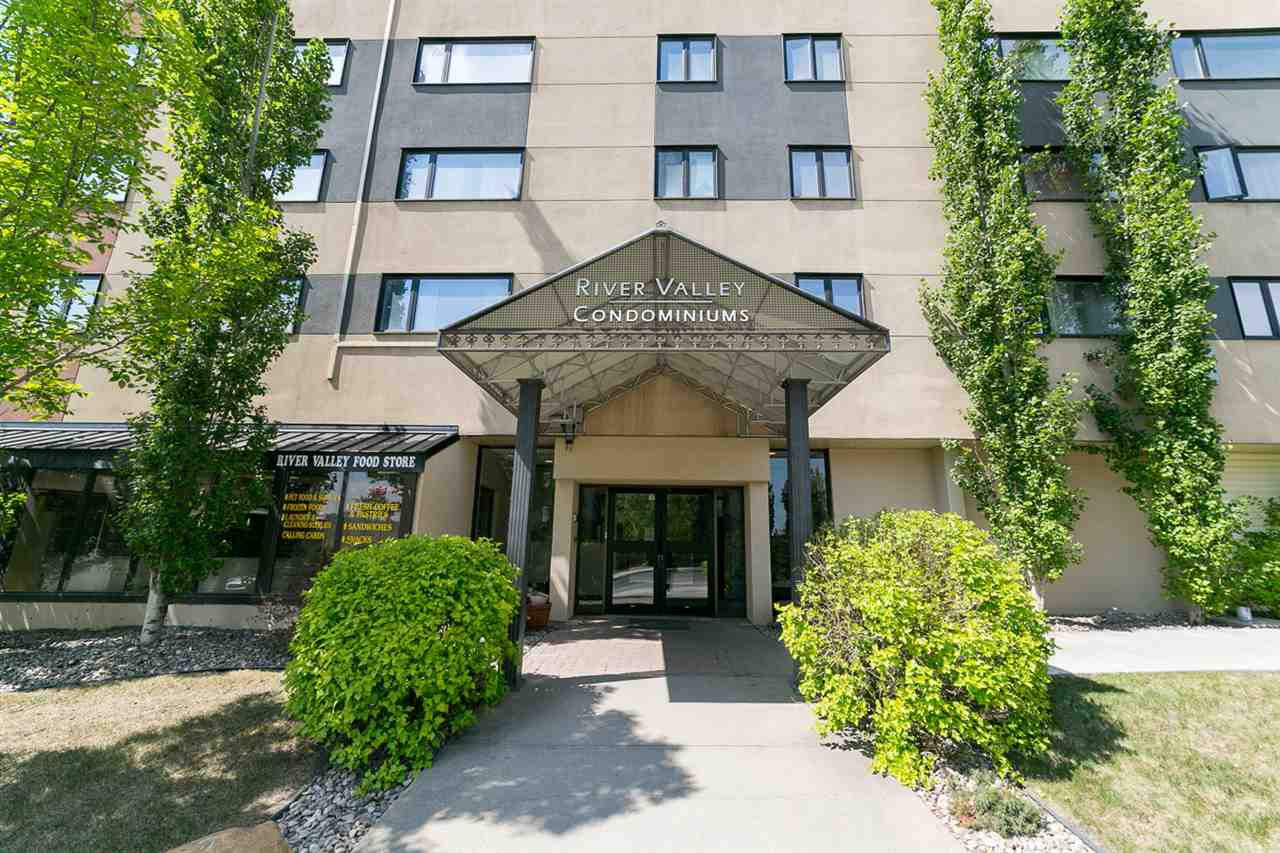 Main Photo: 708 9710 105 Street in Edmonton: Zone 12 Condo for sale : MLS®# E4203153
