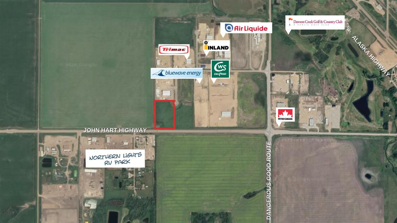 Main Photo: 9301 28 Street in No City Value: BCNREB Out of Area Land Commercial for sale : MLS®# C8033176