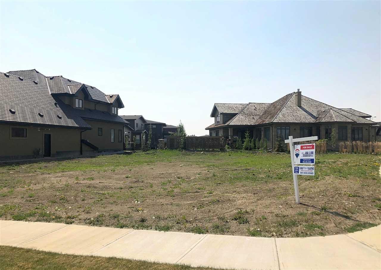 Main Photo: 2804 WHEATON Drive in Edmonton: Zone 56 Vacant Lot for sale : MLS®# E4207363