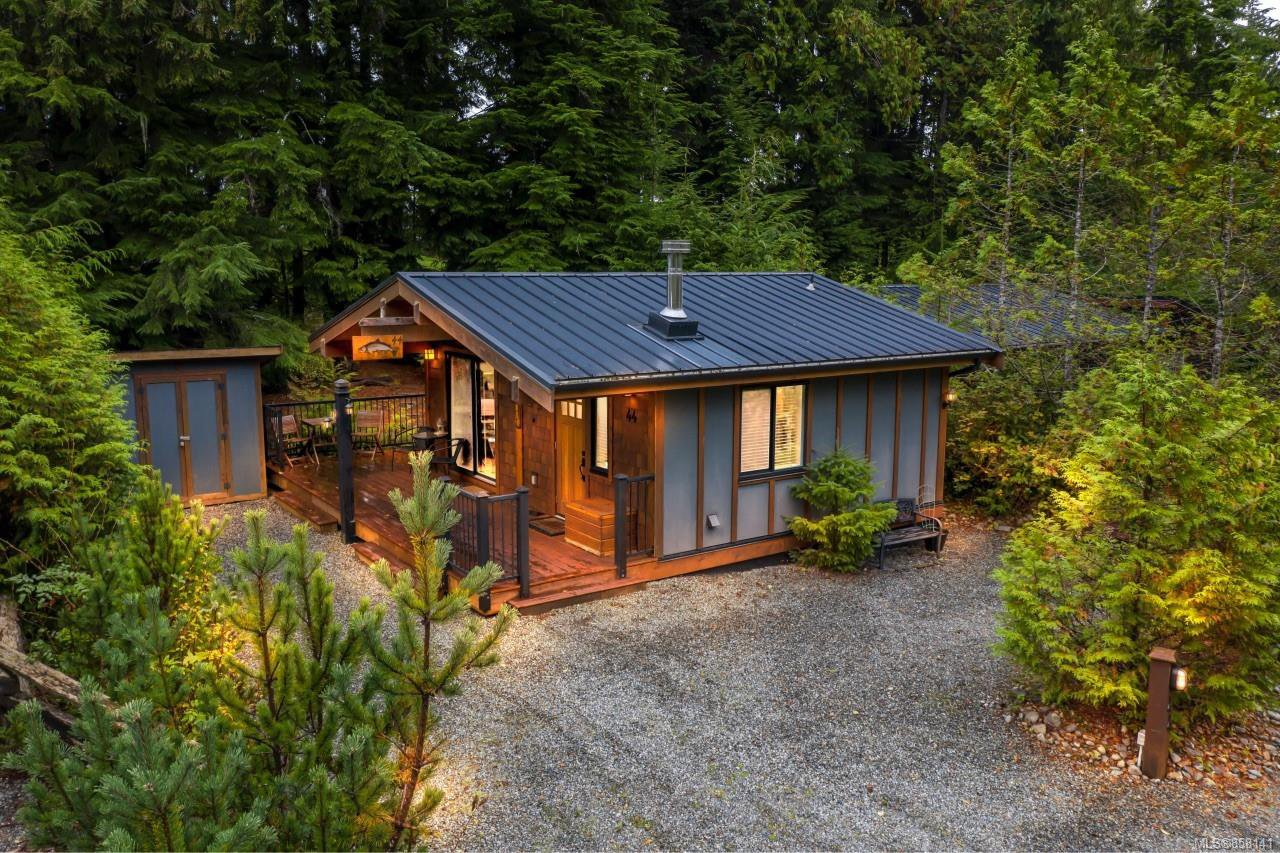Main Photo: 44 6574 Baird Rd in : Sk Port Renfrew House for sale (Sooke)  : MLS®# 858141