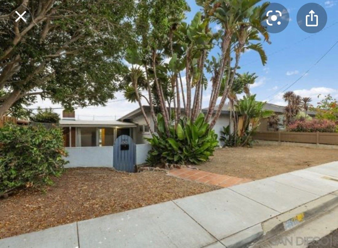 Main Photo: BAY PARK House for sale : 3 bedrooms : 2414 Frankfort St in San Diego