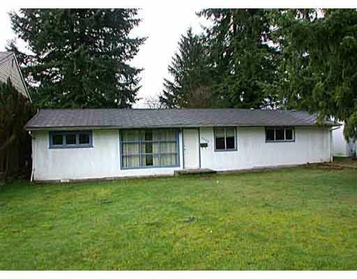Main Photo: 2140 SALISBURY AV in Port_Coquitlam: Glenwood PQ House for sale (Port Coquitlam)  : MLS®# V330914