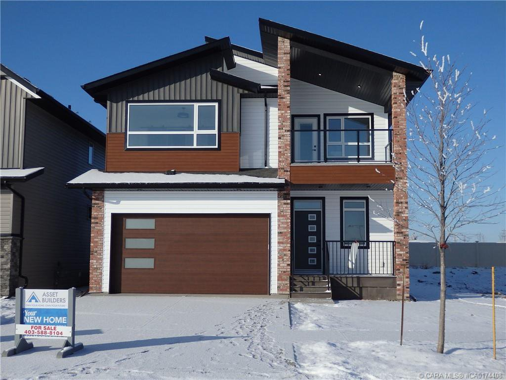 Main Photo: 103 Ellington Crescent in Red Deer: Evergreen Residential for sale : MLS®# CA0174408