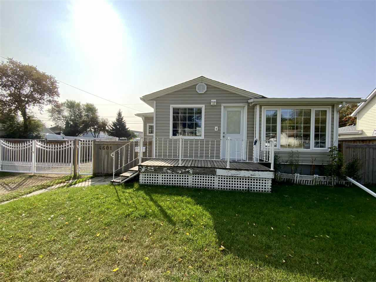 Main Photo: 4601 53 Avenue: Wetaskiwin House for sale : MLS®# E4189512