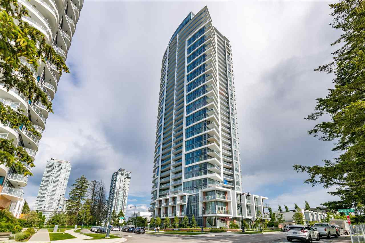 "Main Photo: 2301 13308 CENTRAL Avenue in Surrey: Whalley Condo for sale in ""EVOLVE TOWER"" (North Surrey)  : MLS®# R2480896"