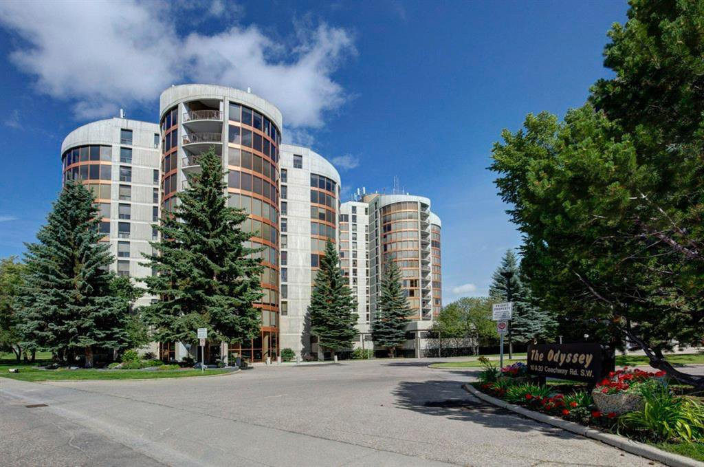 Odyssey Towers - #172, 10 Coachway Road SW