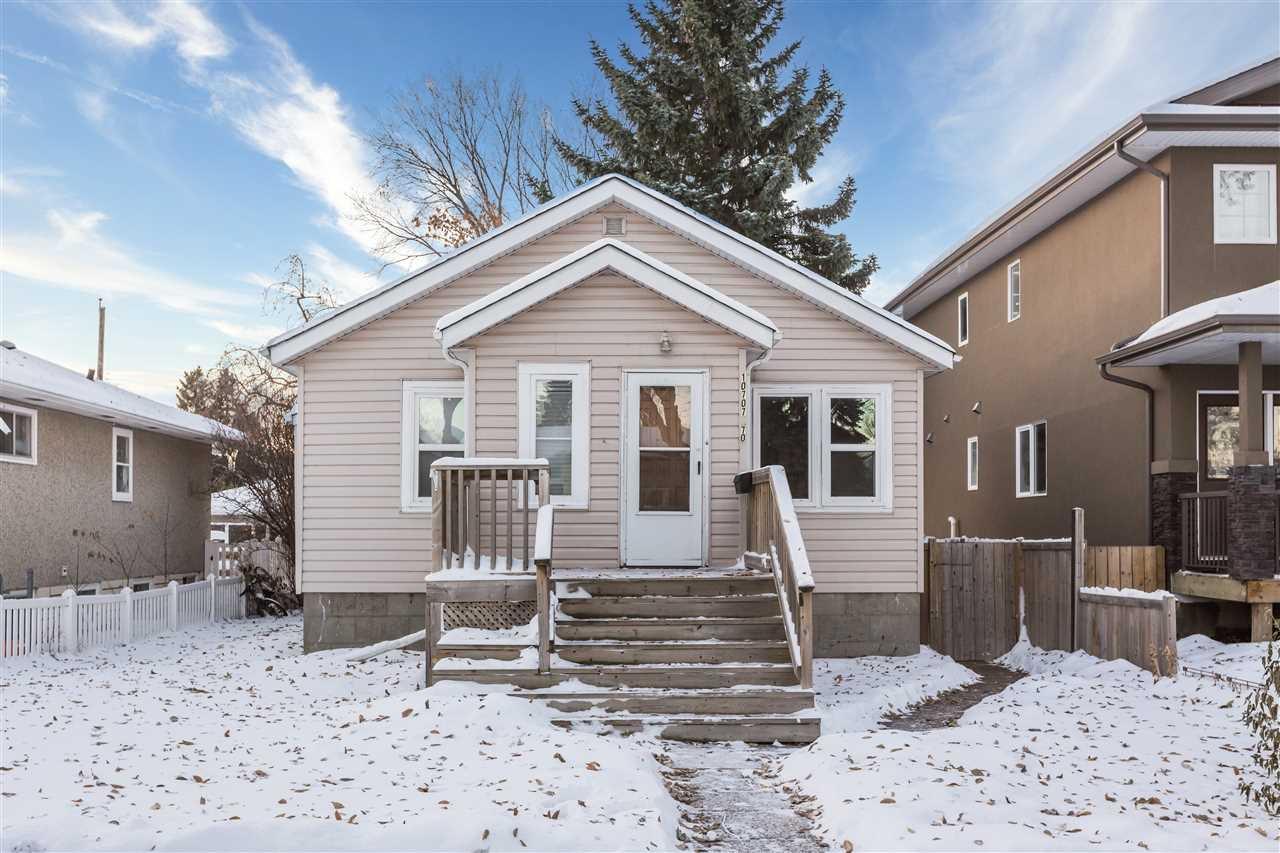Main Photo: 10707 70 Avenue in Edmonton: Zone 15 House for sale : MLS®# E4221941