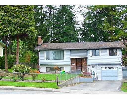 Main Photo: 3122 MARINER WY in COQUITLAM: Ranch Park House for sale ()