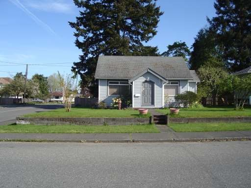 Main Photo: 710 11TH STREET in COURTENAY: Courtenay City Residential Detached for sale (Comox Valley)  : MLS®# 234514
