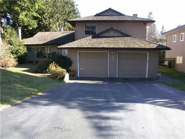 "Main Photo: 2735 BYRON RD in North Vancouver: Blueridge NV House for sale in ""Blueridge"" : MLS®# V871363"