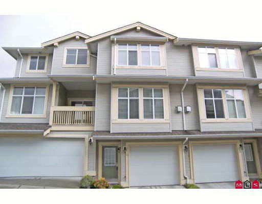 "Main Photo: 12 14959 58TH Avenue in Surrey: Sullivan Station Townhouse for sale in ""Skylands"" : MLS®# F2808903"