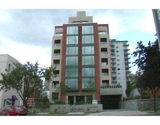 Main Photo: #402-1818 Robson Street in Vancouver: West End VW Condo for sale (Vancouver West)  : MLS®# V552713