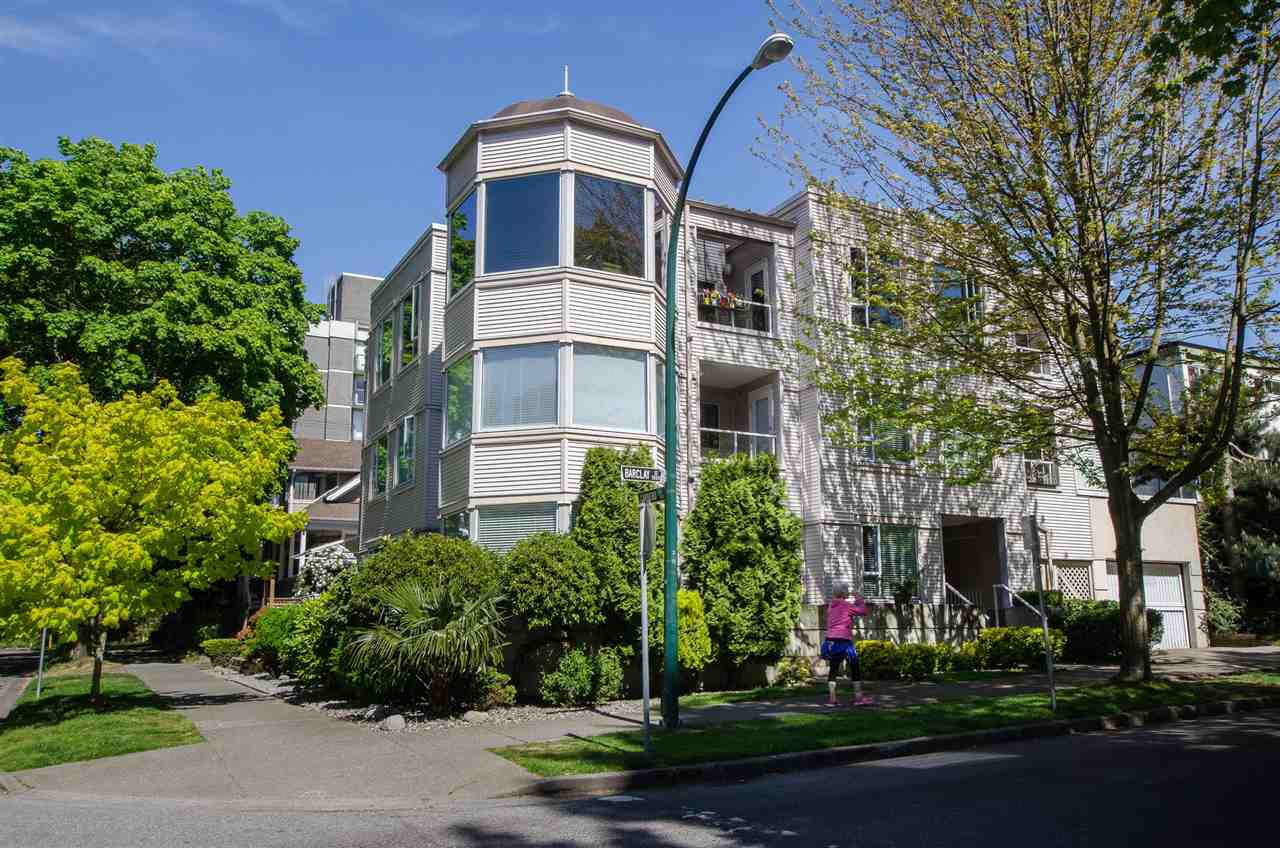 Photo 1: Photos: 306 1595 BARCLAY Street in Vancouver: West End VW Condo for sale (Vancouver West)  : MLS®# R2396081