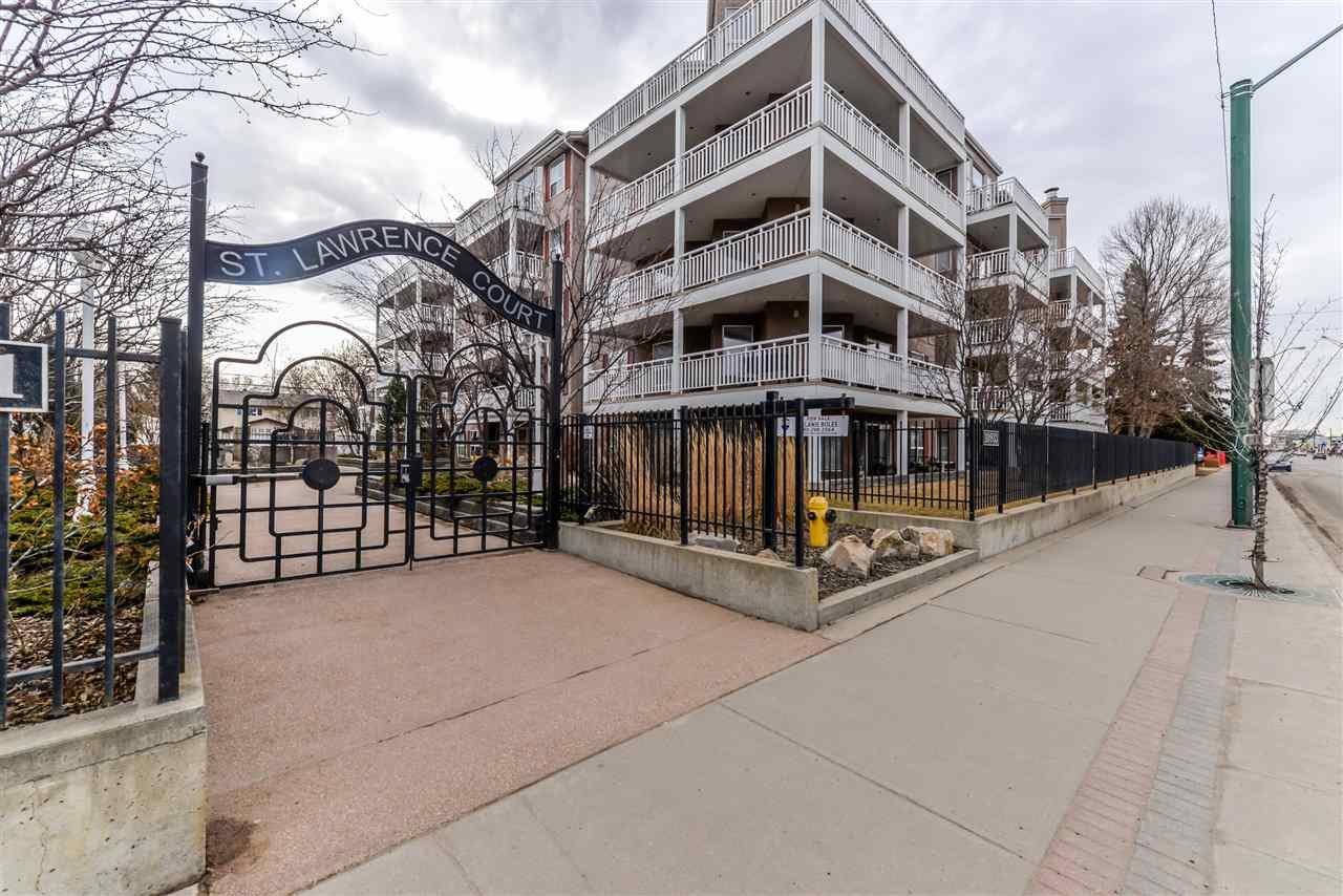 Main Photo: 404 10933 124 Street in Edmonton: Zone 07 Condo for sale : MLS®# E4194608