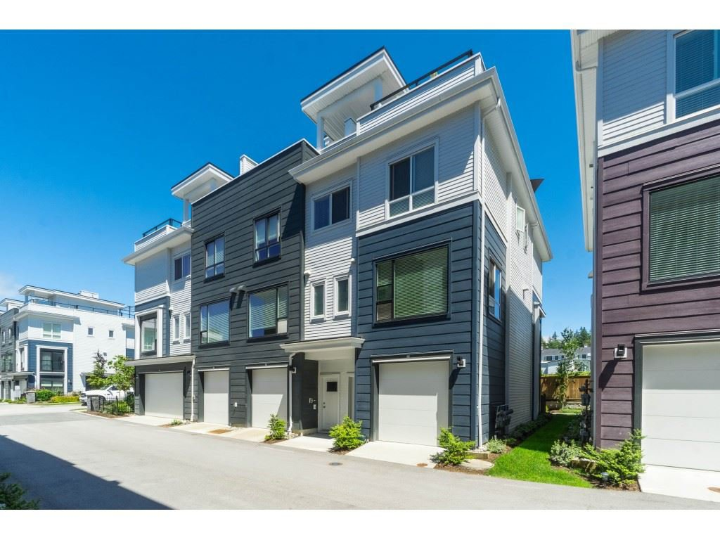 "Main Photo: 85 16336 23A Avenue in Surrey: Grandview Surrey Townhouse for sale in ""SOHO"" (South Surrey White Rock)  : MLS®# R2466199"